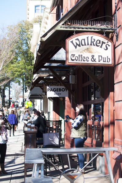 Walker's Coffee, Athens, GA