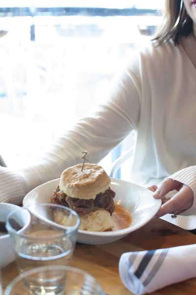 Biscuit Brunch at The Pine Athens