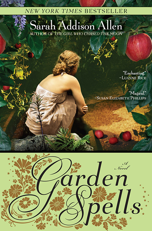 Book Cover of Garden Spells by Sarah Addison Allen