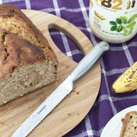 PB2 Banana Bread