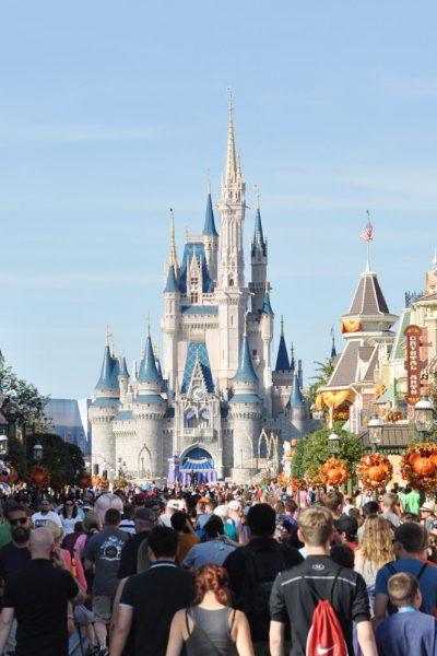 Disney and Universal Anniversary Trip