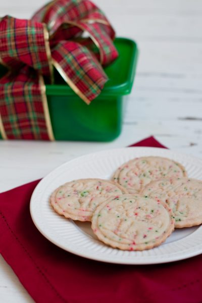Betty Crocker Cookies + Ziploc Holidays