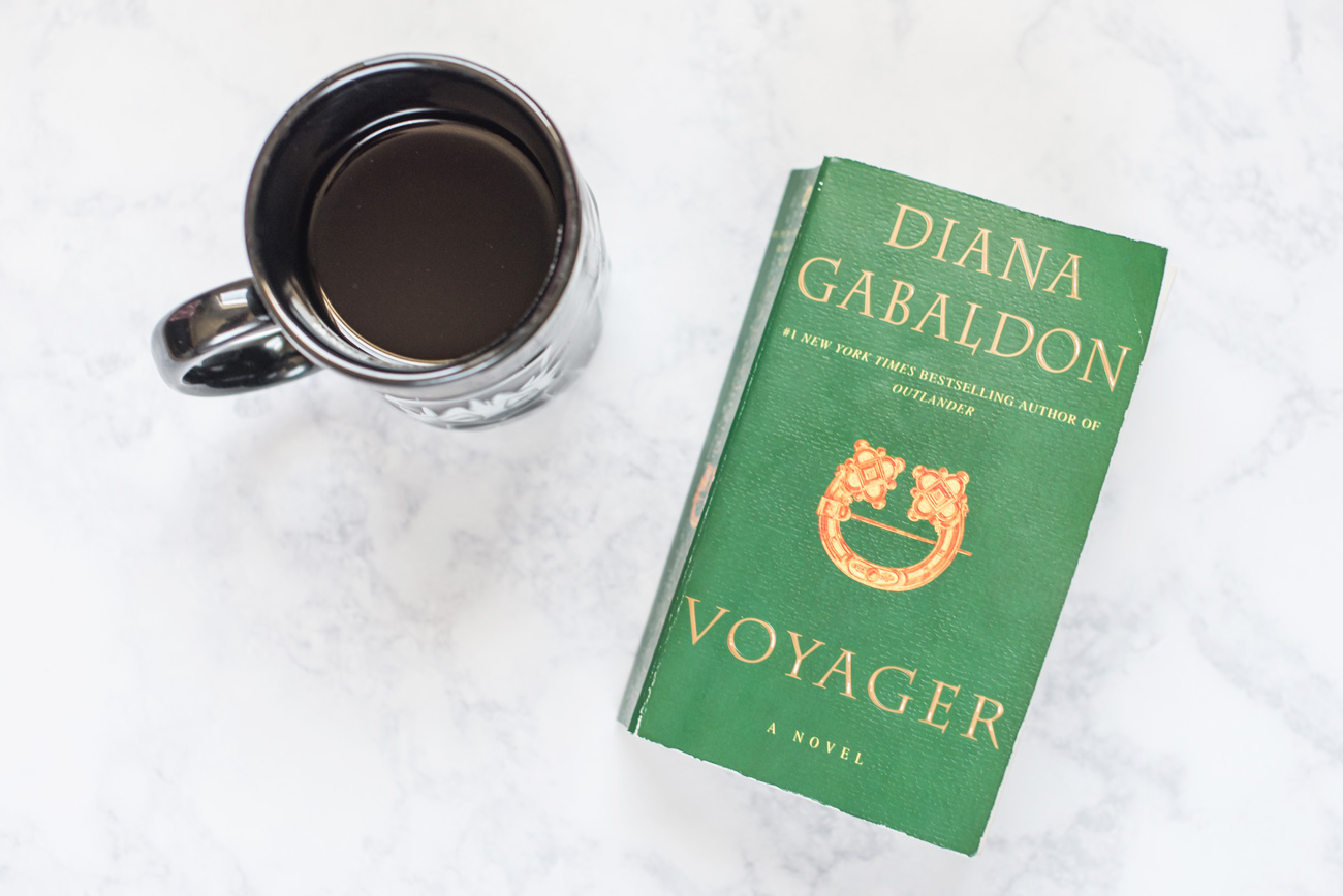 Back on the Shelf: Voyager by Diana Gabaldon