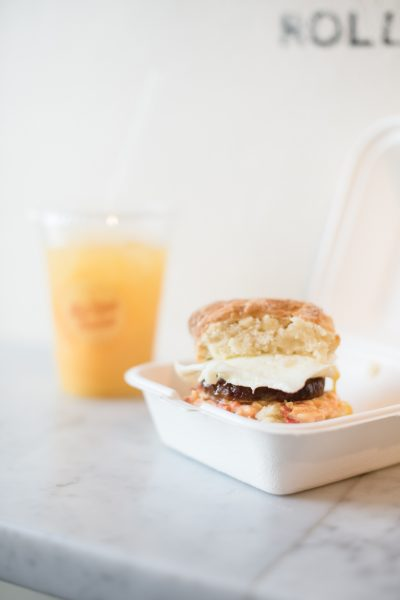Breakfast in Charleston at Callie's Hot Little Biscuit