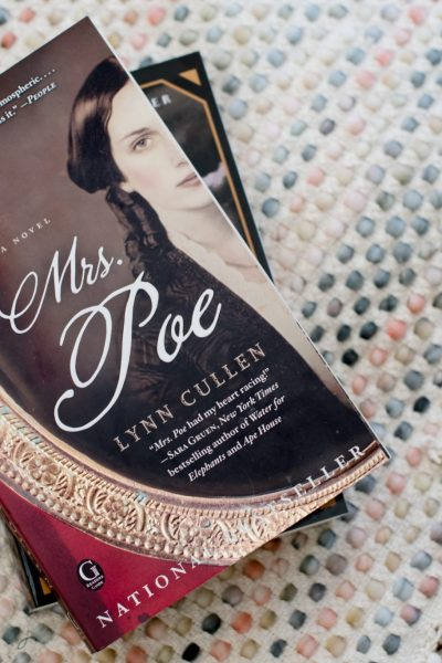 Mrs. Poe by Lynn Cullen book review & March Reading Update