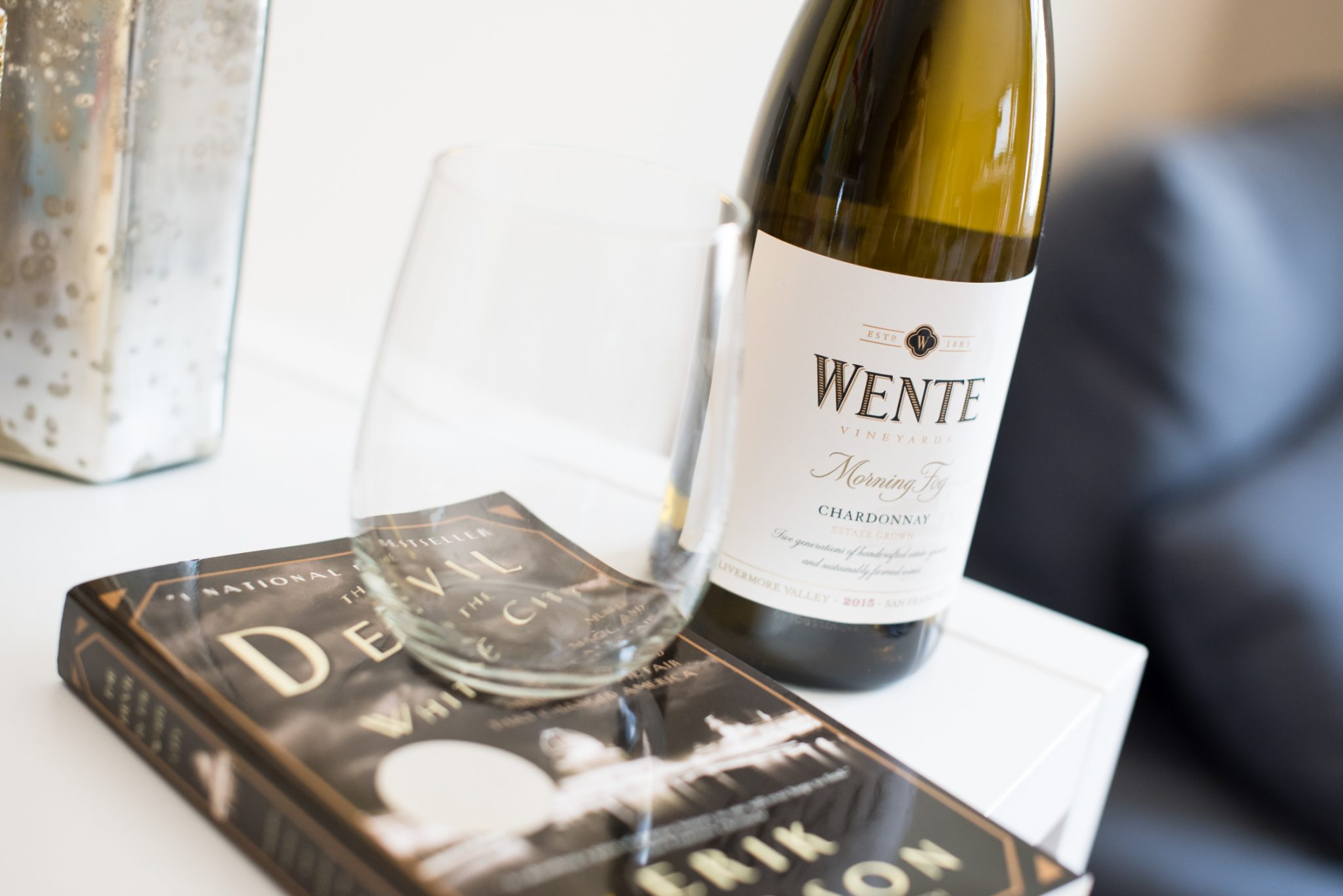 Making Time for Me with Wente Vineyards via @missmollymoon