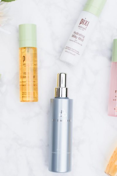 My Favorite Beauty Mists & Why I Love Them || @missmollymoon