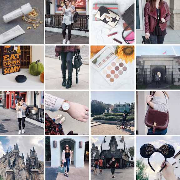 Insta-October Roundup // Miss Molly Moon