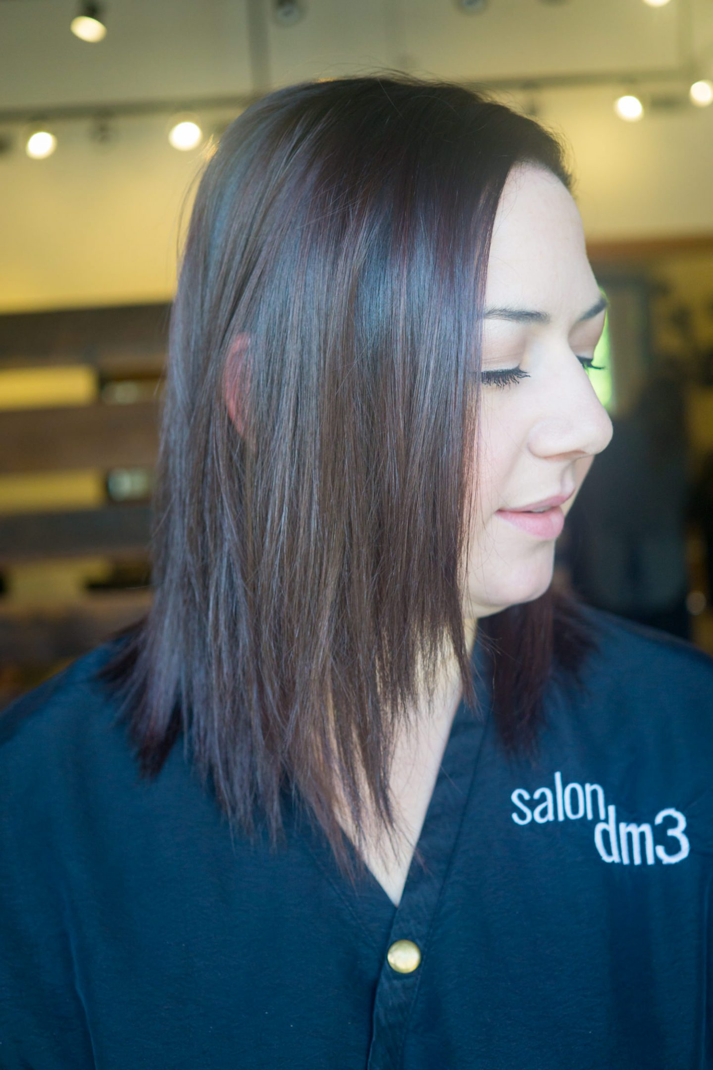 Hand-Tied Hair Extensions in Athens, GA // Miss Molly Moon