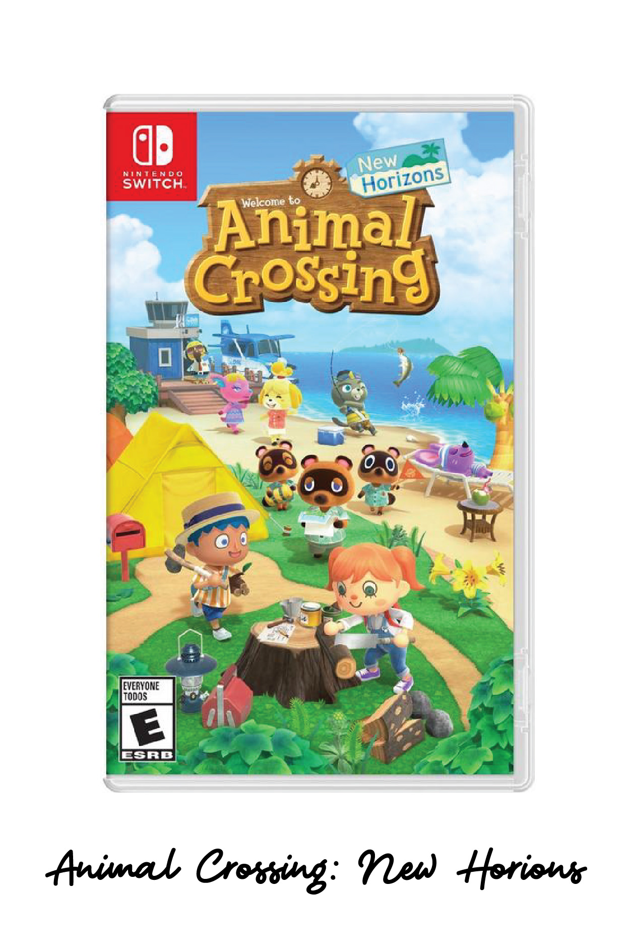 Animal Crossing: New Horizons, The Best Nintendo Switch Games // Miss Molly Moon