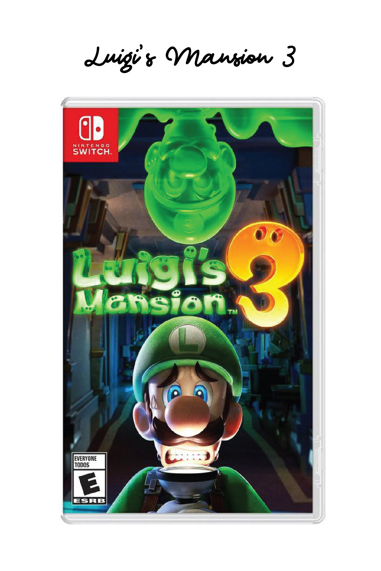 Luigi's Mansion 3, The Best Nintendo Switch Games // Miss Molly Moon